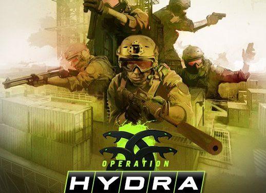 Новая операция csgo Hydra [Гидра]